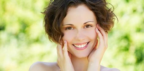 La importancia de cuidar la piel de tu cara.